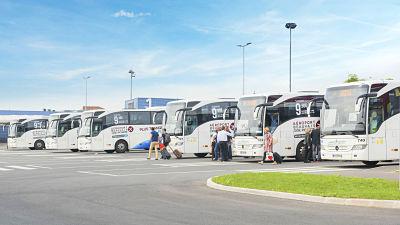 Viaja con Bus Beauvais Paris