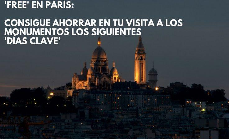 Consigue ahorrar en tu visita a París