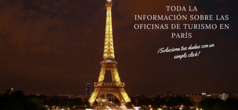 Oficinas de Turismo Paris